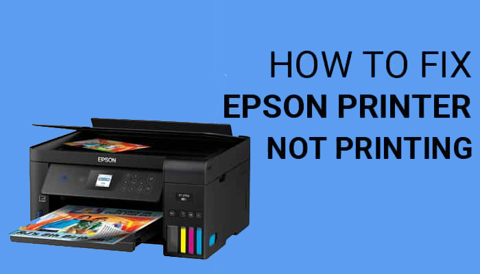 How to Fix Epson Printer not Printing After Changing Ink Cartridge?