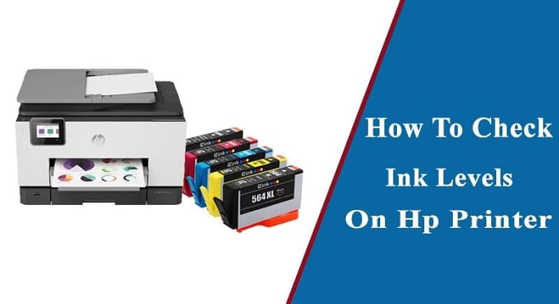 How to Check Ink Levels on HP Printer